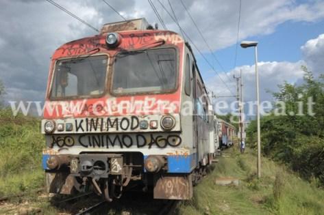 Un treno della sepsa