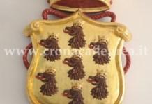 Lo stemma del Comune di Pozzuoli