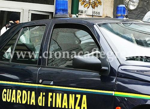 Gli uomini della Guardia di Finanza hanno arrestato i due amministratori