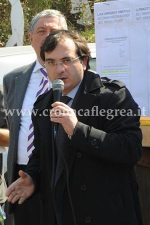 Il presidente del comitato, l'avvocato Luigi Rossi