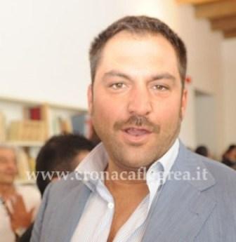 Il capogruppo dell'UDC Mario Cutolo