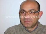 Il neo segretario provinciale di SEL Angelo Lucignano