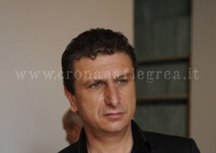 Il consigliere comunale del PD Ciro Del Giudice
