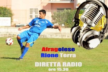 Rione Terra - Afragolese ore 15.30 stadio Domenico Conte