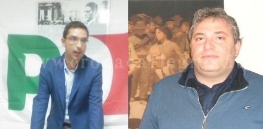 Francesco Dinacci e Antonio Granato