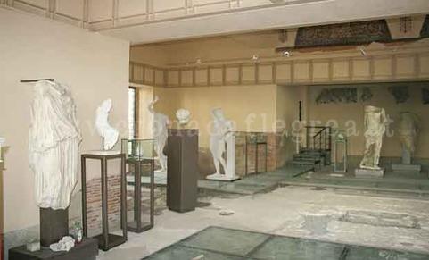 Il Museo archeologico di Baia