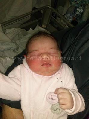 la piccola Maria Rita
