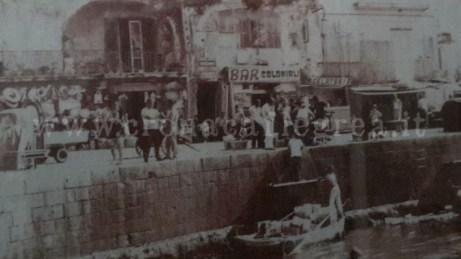 Il bar Chirico negli anni '50