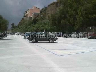 parcheggio in località Acquamorta