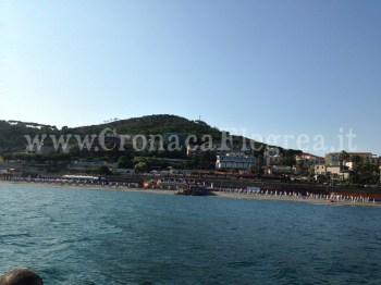 la costa di Lucrino-Arco Felice