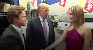"""Trump e le donne: """"Se sei un Vip, si lasciano fare tutto anche prendere per la..."""""""
