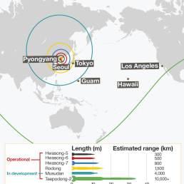 Corea, Cina, Usa rischio di guerra? Kim ha missili sempre più potenti...può già colpire Seoul e Tokyo...