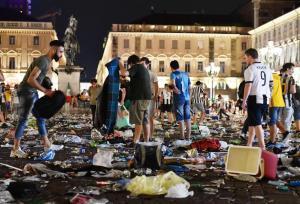 Torino, per i 1000 juventini fakiri la Procura cerca i colpevoli, non solo il bajon