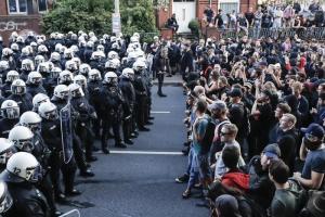 G20, sul tavolo la Libia e la questione migranti: alta tensione tra polizia e manifestanti