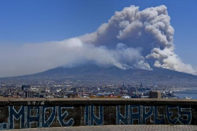 Vesuvio-napoli-vulcano