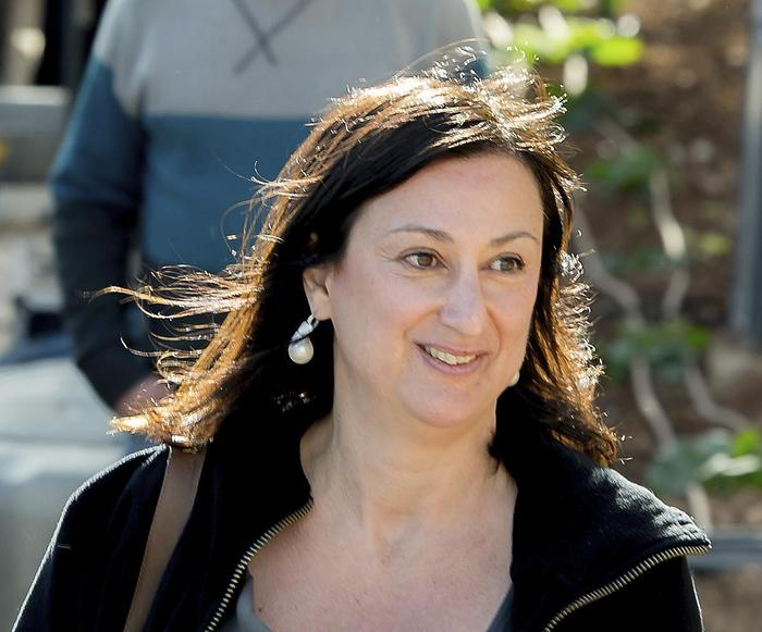 """Omicidio Galizia, arrestati otto sospetti: """"cittadini maltesi, alcuni già noti alla polizia"""""""