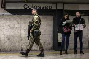 Roma e Vaticano blindati per il Natale: intensificati i controlli antiterrorismo
