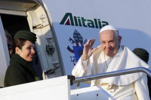 "Papa Francesco: ""Siamo al limite, temo una guerra nucleare"""