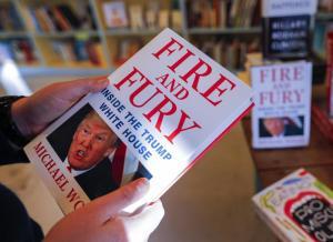 Isis fornisce link per scaricare Fire and Fury di Wolff, il libro sui segreti di Trump