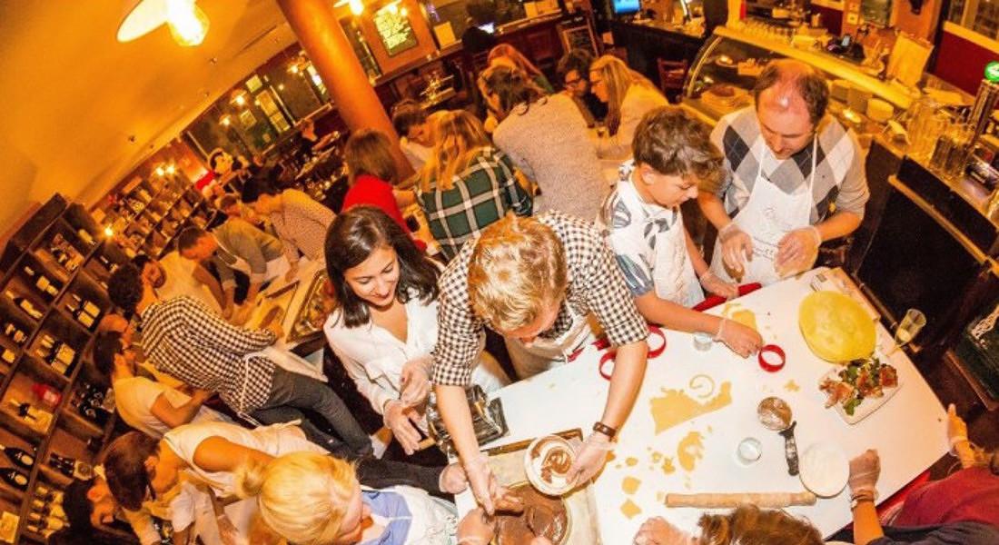 Dublino e il cibo italiano aprono nuovi ristoranti e for Scuole di cucina in italia