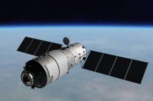 Stazione spaziale cinese in caduta sull'Italia a Pasqua: esiste una percentuale dello 0,2%