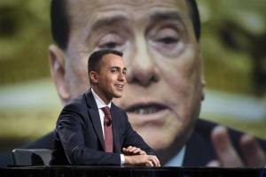 """Di Maio a Salvini: """"Scegliamo un premier terzo ma via Berlusconi"""""""