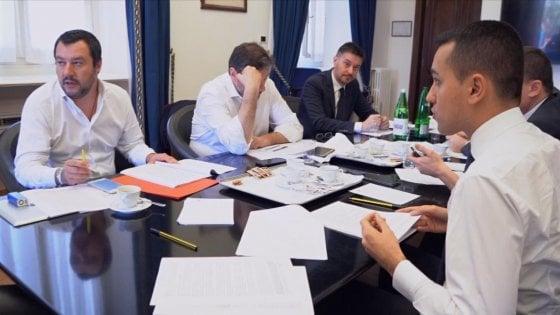M5S-Lega, accordo sul premier e sulla squadra di governo: Conte in pole per Palazzo Chigi