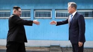 Usa, Moon Jae-in incontra Trump: il vertice del 12 giugno con Kim resta incerto