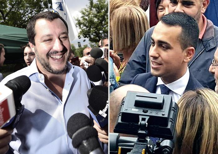 """Governo: Mattarella prende tempo, Di Maio: """"Nessun ripensamento su Conte, allineati con la Lega"""""""
