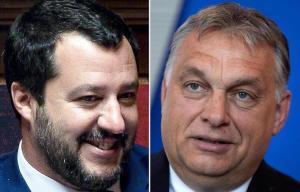 Migranti, oggi il summit Salvini-Orban a Milano che preoccupa il M5s . Conte vede a Roma il premier ceco Babis