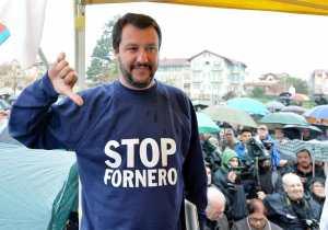 """Salvini: """"Per le pensioni quota cento a 62 anni. Lo Stato incasserà almeno 20 miliardi di euro dalla pace fiscale"""""""