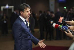 """Conte: """"Aspettiamo critiche dall'Ue, ma la manovra è bella. Nessuna frattura sul decreto fiscale"""""""