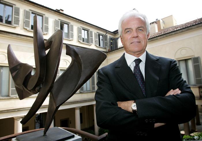 """Benetton, morto Gilberto a 77 anni. Briatore: """"La morte di Benetton? Altra vittima del ponte"""""""