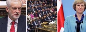 """Brexit: accordo Ue bocciato, 432 voti contro. Corbyn: """"Mozione di sfiducia"""". La May annuncia che non si dimetterà"""