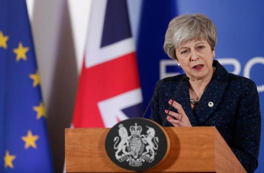 """Brexit, tutte le opzioni aperte fino al 12 aprile. May: """"Lasceremo l'Ue"""""""