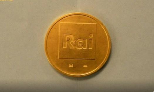 Gettoni d'oro mai coniati, danno per la Rai di 700mila euro
