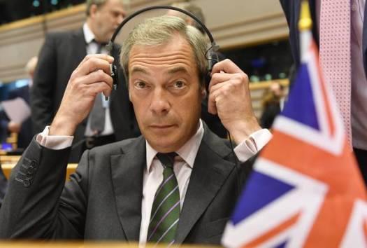 Brexit party a valanga nei sondaggi. Il partito di Nigel Farage al 34%, più della somma Labour-Tories