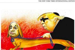 Il New York Times non pubblicherà più vignette di satira politica