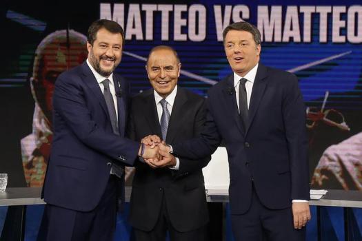 Quota 100 e lo zio vigile urbano di Renzi: il duello fra i due Mattei sulle pensioni