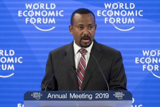 Aby Ahmed Ali Nobel per la Pace 2019. Al premier etiope il premio prenotato da Greta