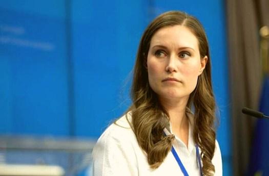 Sanna Marin, 34 anni, è figlia di due donne. Premier finlandese, è la più giovane del mondo