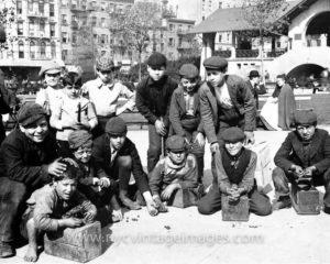 Bambini a New York 1900