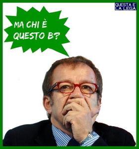 Lega Nord, Roberto Maroni: #machiequestob? fa trend su twitter e facebook