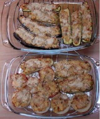 Una ricetta di verdure ripiene: la Boscaiola