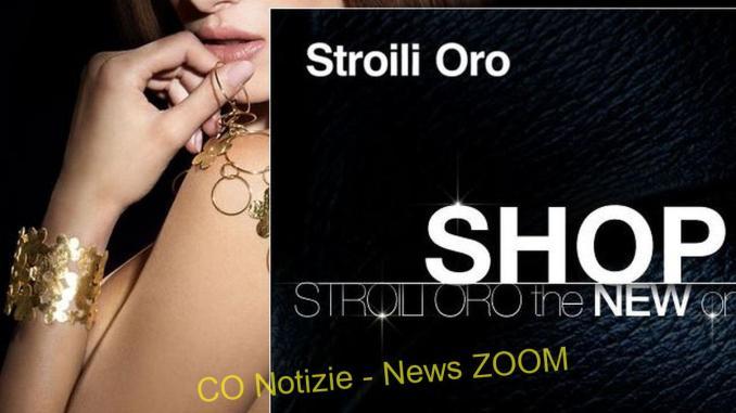 Moda: i gioielli di Stroili Oro ora si comprano online