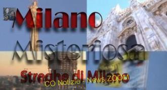 Milano Misteriosa: le streghe di Milano