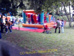 Ossona,1 giugno 2013: Bimbi in festa