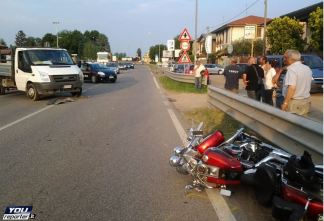 incidenteOssona-324x221 Nuovo gioco dell'estate. Sfidare le auto su viale Europa Piazza Litta Prima Pagina