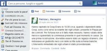 casorezzo2 Casorezzo, ancora una volta derubata la Coop Piazza Litta Prima Pagina