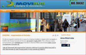 Movibus: soppressa la fermata di Asmonte